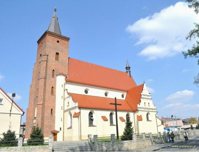 Krotoszyn Parafia p.w. św. Jana Chrzciciela 1970-2020